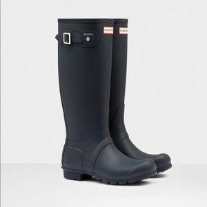 Hunter Rain Boots - Women's Original Tall